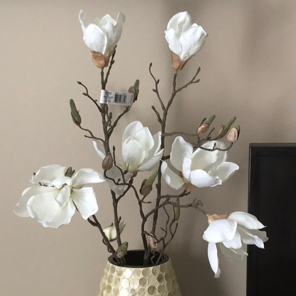 2 - Pearl Dogwood Sprays by Ashland